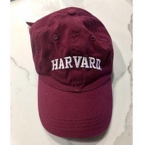 NWOT Harvard University Maroon Baseball Hat